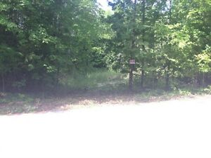 .88 acres building lot