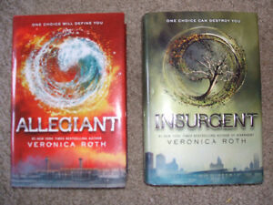 Insurgent-Hard Cover-Veronica Roth-Reduced London Ontario image 1