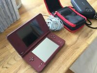 DS bundle with 27 games, cases and charger