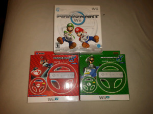 Selling Mario Kart Wheels