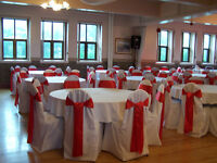 Red Satin Sashes for Sale