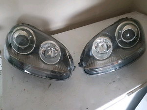 Mk5 headlights vw jetta 2006 hid
