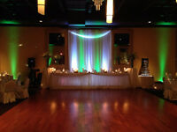 All Inclusive Wedding and Event DJ Packages! Up lighting/Karaoke