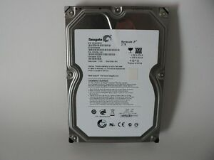 HARD DRIVE 2TB ( SEAGATE INTERNAL )