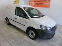 2011 Volkswagen Caddy 1.6TDI C20 ***BUY THIS VAN FOR ONLY £24 A WEEK***