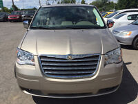 2008 CHRYSLER TOWN AND COUNTRY WITH 122000 KM FOR $7500 SAFETY