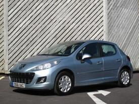 2011/61 PEUGEOT 207 1.4 Active HATCH - ONLY 47000 MILES FROM NEW !!!