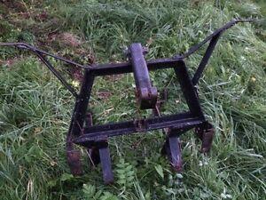 Western Plow Bracket for 73=87 cehvy pickup