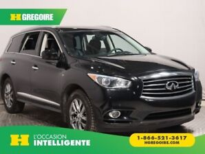 2015 Infiniti QX60 AWD A/C CUIR TOIT MAGS BLUETOOTH 7 PASSAGERS