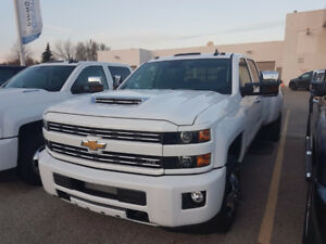 2018 Chevrolet Silverado 3500 LTZ Custom Sport Dually. *NEW*
