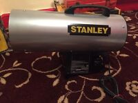 Stanley Lpg fan heater