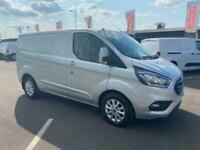 2019 Ford Transit Custom 300 L1 2.0 EcoBlue 130ps Low Roof Limited Van Panel Van