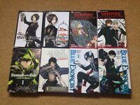 8 Manga Bundle