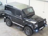 Land Rover 90 Defender County PANORAMIC SIDE & REAR WINDOWS 2.4TDI ** NOW S0LD *