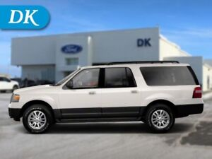 2013 Ford Expedition Max Limited  4X4 w/Leather, Nav, and More!