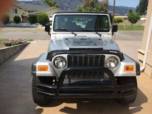 2002 Jeep TJ Sport Apex Edition