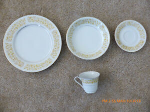 Towne House Fine China set for 8
