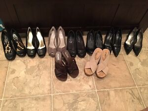 Shoes barely or never worn Strathcona County Edmonton Area image 1