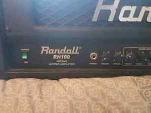Randall RH100 100 watt amp head North Shore Greater Vancouver Area image 6