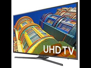 "BRAND new Samsung 2016 50"" 55"" Inches 4K UHD (KU6270), 120HZ, WIFI, HDR, ULTRA SLIM, QUAD CORE, SMART LED TV"