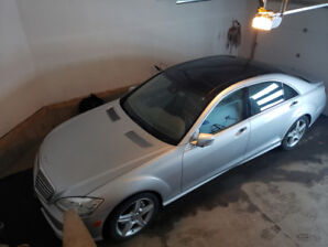 2010 Mercedes Benz 550 Amg packages