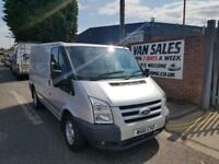 Ford Transit 2.2TDCi ( 115PS ) 260S ( Low Roof ) 260 SWB Trend Silver manual Van
