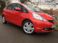 Honda Jazz I-VTEC Ex 5dr PETROL MANUAL 2009/09