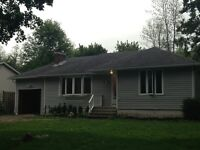 Newly renovated house for rent on park