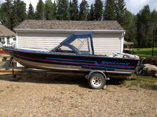 Used 1989 Other 19ft Spectrum Bluefin
