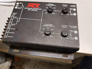 electronic crossover mtx