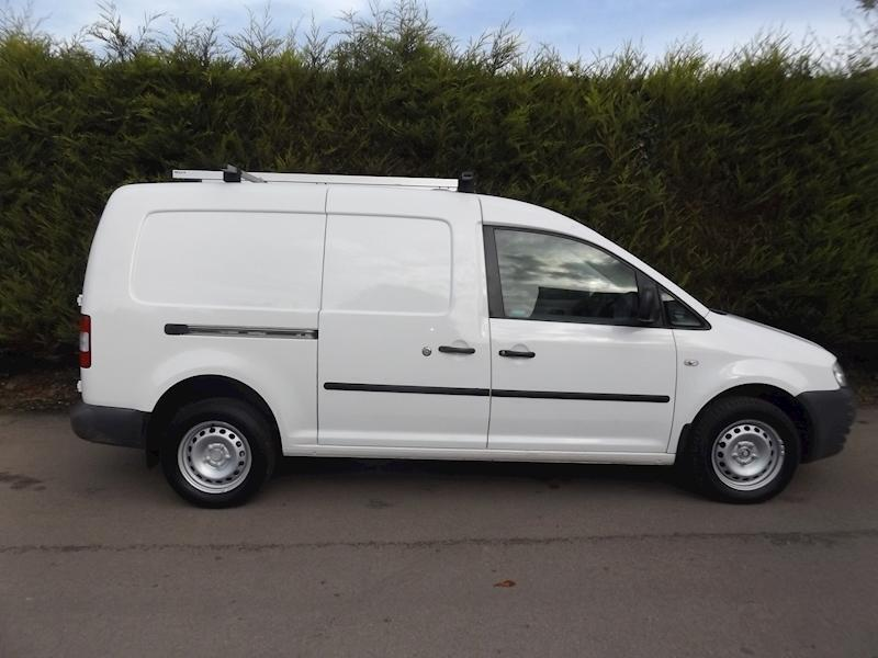 2009 Volkswagen Caddy Maxi C20 Lwb Cdv 104Tdi Pd Panel Van 1.9 Manual Diesel