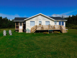 PEI seaside holiday cottage for rent