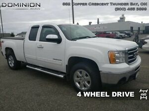 2013 GMC Sierra 1500 SLT   - Heated Seats - $244.24 B/W
