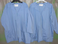 Factory Smocks (Over Jackets) size XL