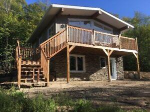Luxueux chalet maison à vendre NEW luxurious cottage for sale
