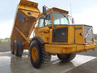 2000 Volvo A25C 6x6 Articulated dump truck Peterborough Peterborough Area Preview