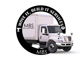 Move it, Build it services - man with a van
