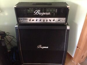 Bugera 6260 head with matching cab