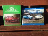 2 ford escort book