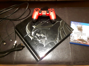 PS4 édition Star Wars