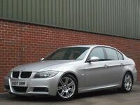 2007 BMW 320 2.0TD auto d Diesel M Sport