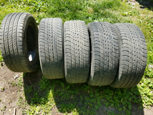 4 plus 1. Michelin tires. Nice condition