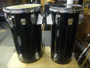 """Ludwig 8"""" and 10"""" toms"""
