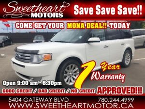 2009 Ford Flex 4dr SEL AWD