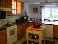 Alliston - Fully Furnished Large Upper 2 bdr in Country Home