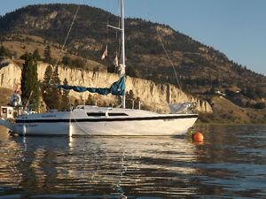 MacGregor 26' Sailboat Ready to Use
