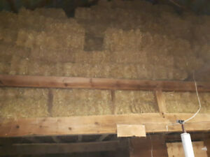 SMALL SQUARE STRAW BALES $5
