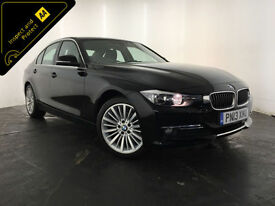 2013 BMW 318D LUXURY 4 DOOR SALOON 143 BHP 1 OWNER BMW SERVICE HISTORY FINANCE
