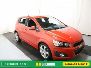 2012 Chevrolet Sonic LT AUTO A/C GR ELECT MAGS  BLUETOOTH