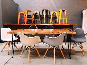 table acacia, rosewood tables, table en bois, artemano style